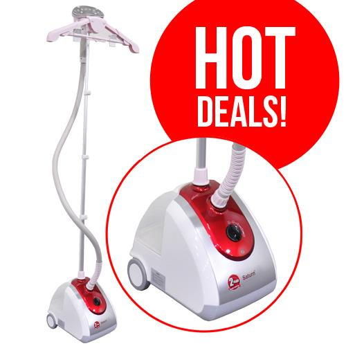 Saturn 2.5L Garment Steamer