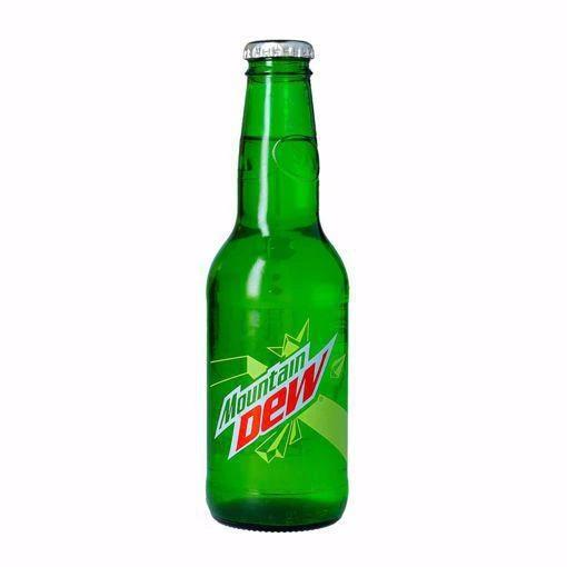 Saudi Mountain Dew Glass Bottles 250ML