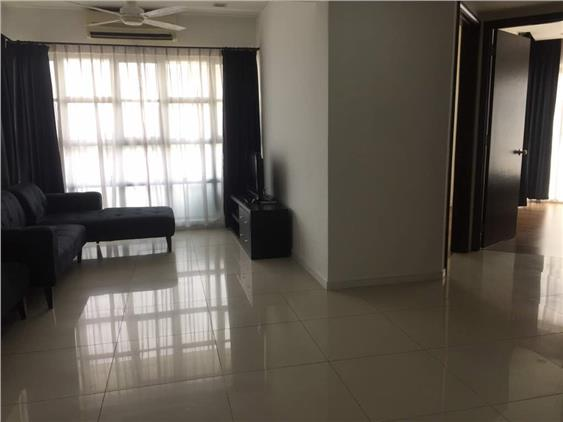 Saujana Residency Condo for sale, Fully Furnish, Near LRT, Subang Jaya