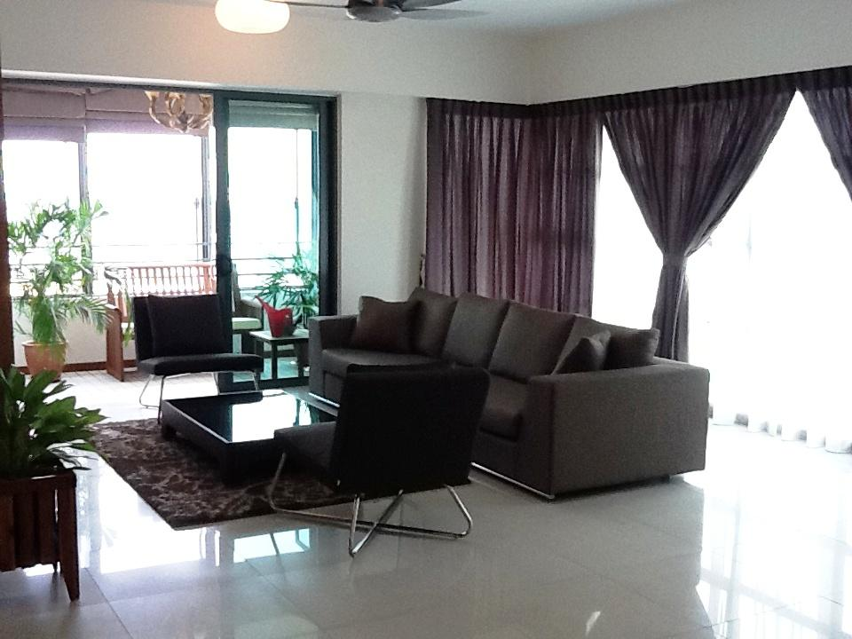Saujana Residency condominium for rent, fully furnished, 2 car park