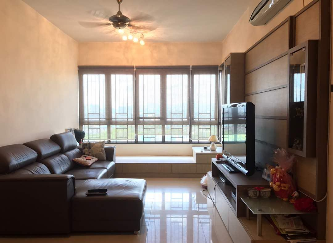 Savanna Condo for sale, 3 Car Parks, Near LRT, Furnished, Bukit Jalil