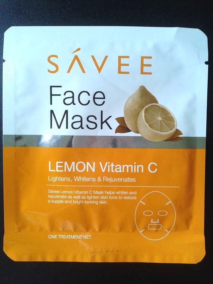 vitamin c face mask