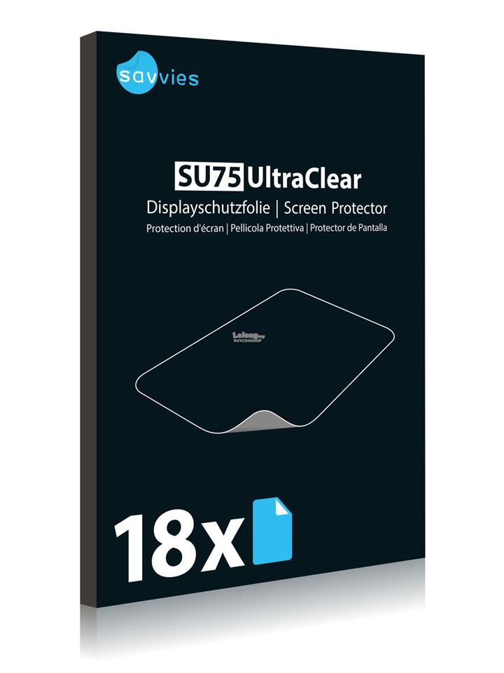 Savvies SU75 UltraClear Screen Protector for Nokia X5 / 5.1 Plus
