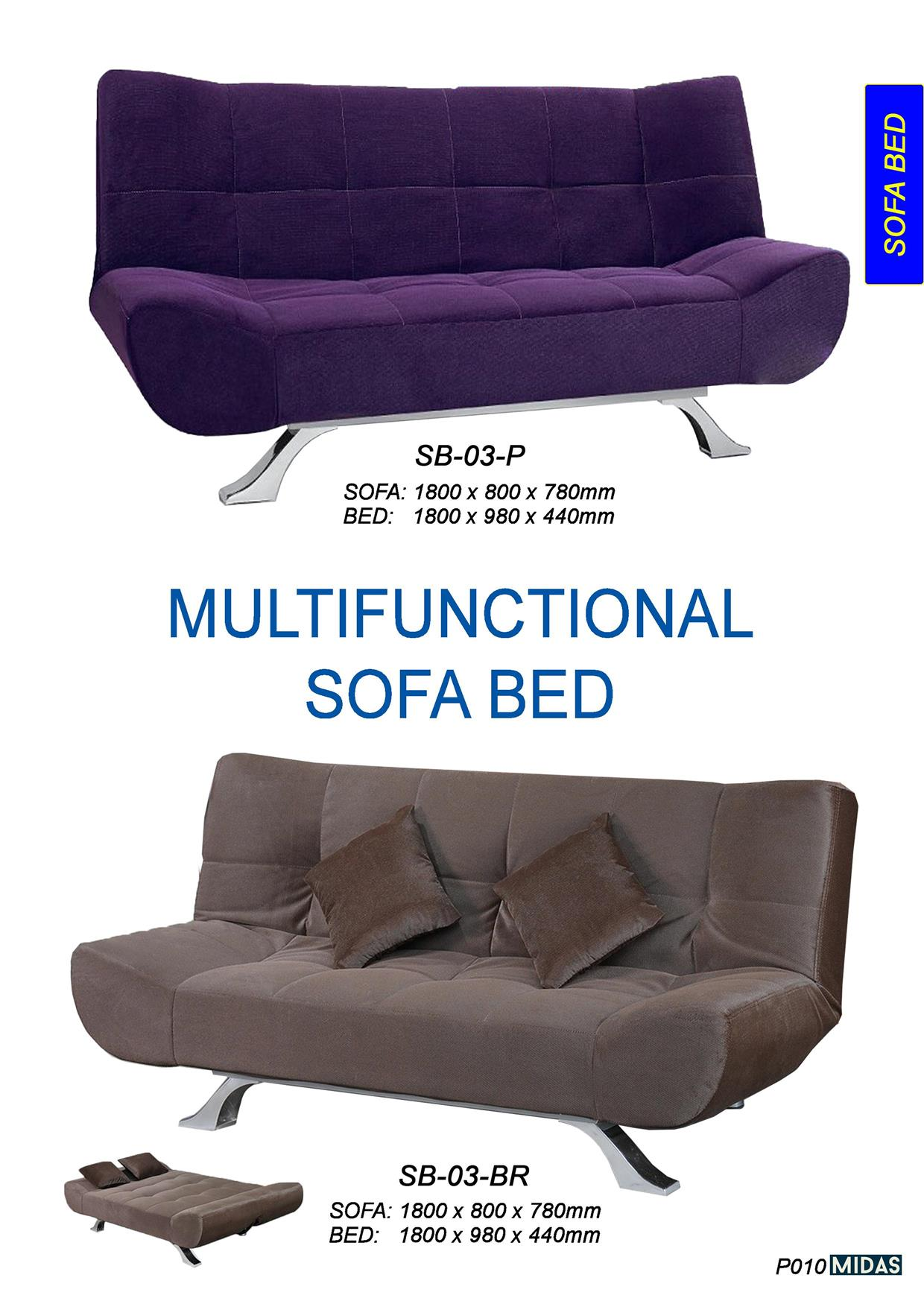 SB-03 SOFA BED FOLDABLE SOFT COMFOR (end 1/25/2018 10:15 AM