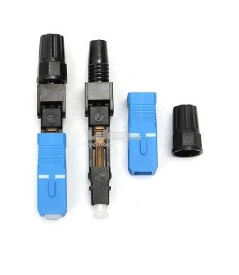 SC Fiber Optic Fast Connector single mode (10pcs/Per Package) (S038)