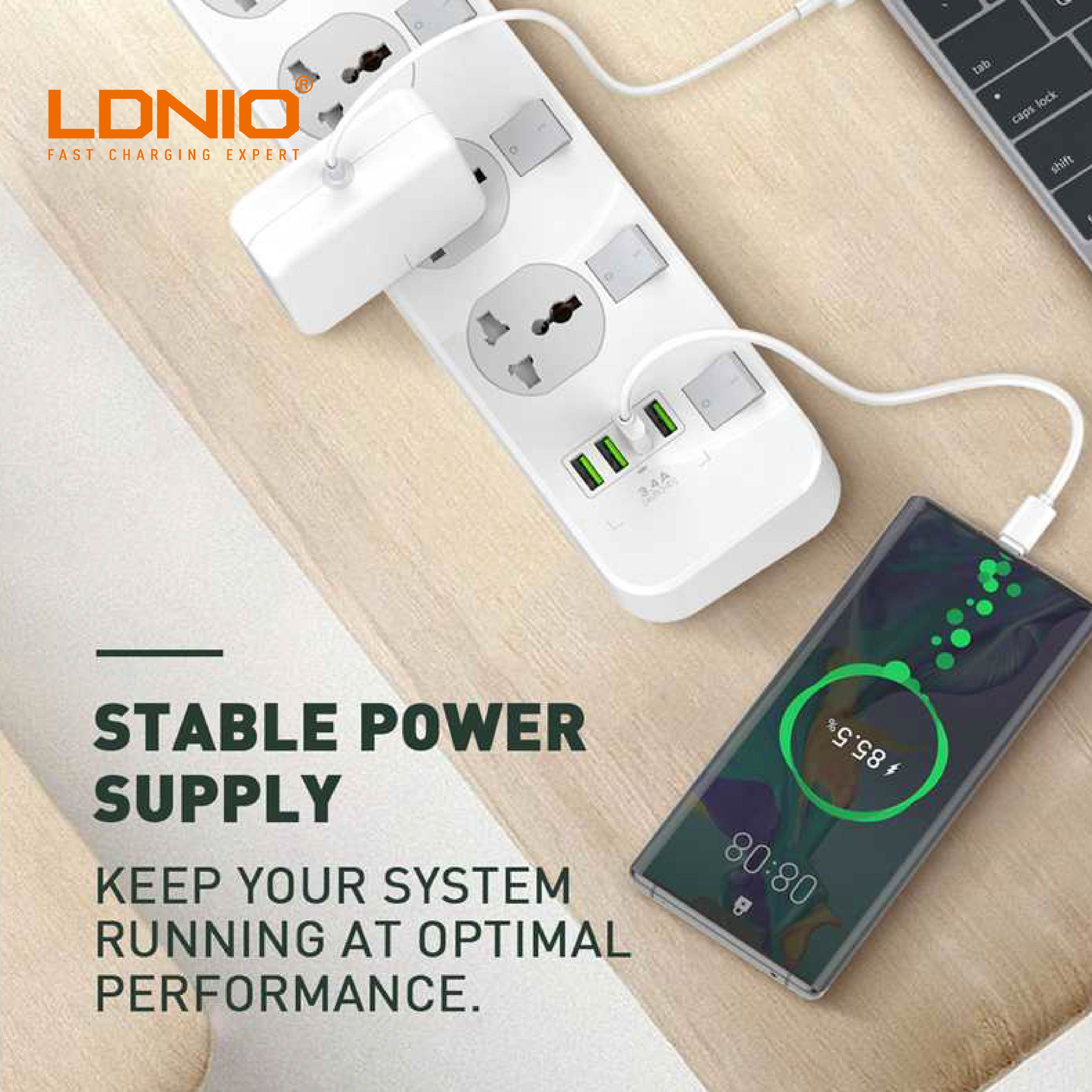 Sc4408 Electrical Socket Smart Extension Multifunction Power Supply St