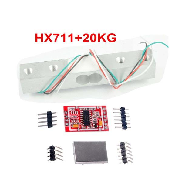 Scale Load Cell Weight Weighing Sensor HX711 AD Module 20KG