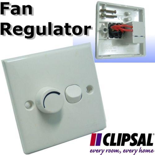 Ceiling Fan Wiring Diagram With Regulator: Clipsal 3 Speed Fan Controller Wiring Diagram