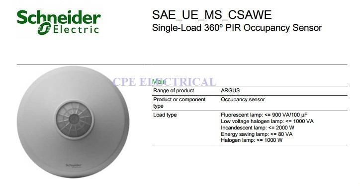 Schneider SAE_UE_MS_CSAWE Single-L (end 11/17/2019 12:15 PM)