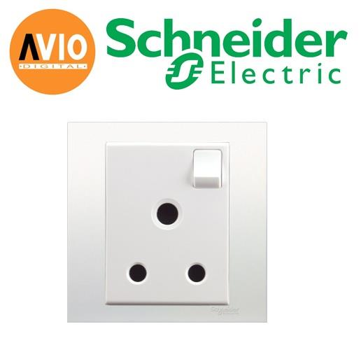 Schneider SCHKB1515 Vivace 15A Switched Socket Outlet