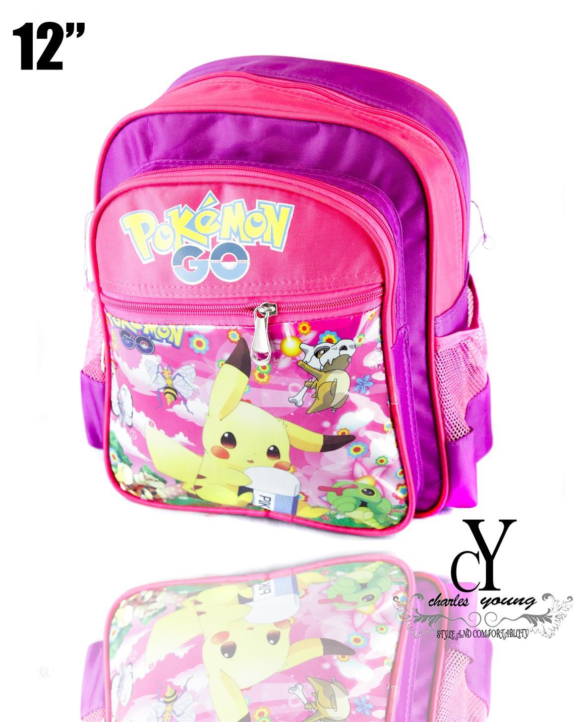 Schoolbagsekolahcartoondisneyp End 12 1 2018 1115 Pm Luggage Tag Pikachu Schoolbagsekolahcartoondisneypokemonpikachu2