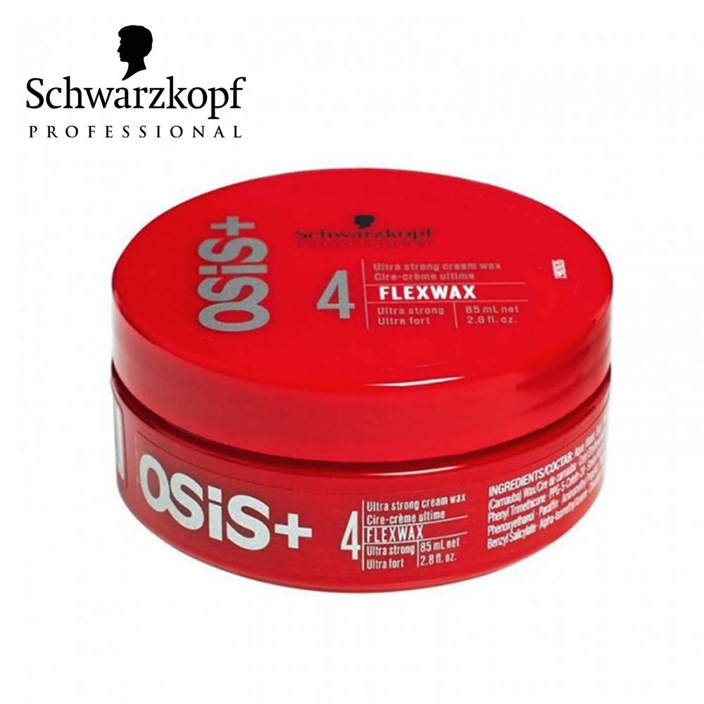 Schwarzkopf Osis+ Flexwax Flex Wax 85ml Texture 4 Ultra Strong Control