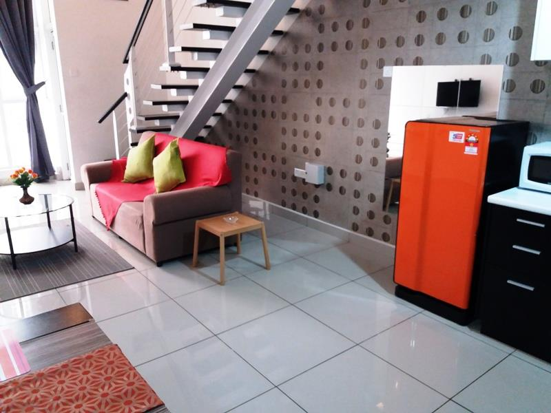 The Scott Soho for sale, Fully Furnished, Old Klang Road, Puchong