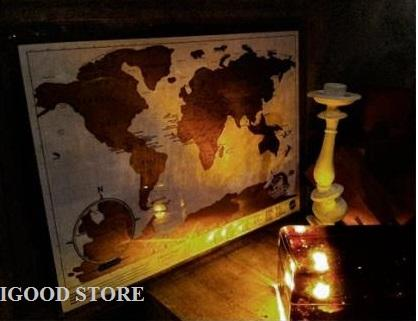 Scratchable world map travel gift ma end 5112016 915 pm scratchable world map travel gift map gumiabroncs Images