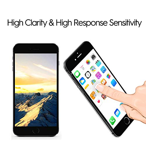 ~ Screen Replacement for iPhone 6 Black 4.7 Inch LCD Display Full Assembly Tou
