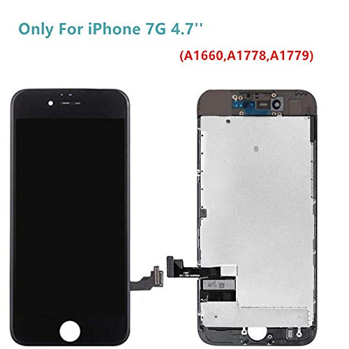 ~ Screen Replacement for iPhone 7 (4.7 inch) -3D Touch LCD Screen Digitizer Re