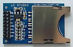 SD Card Module For Arduino, Robotics, Respberry