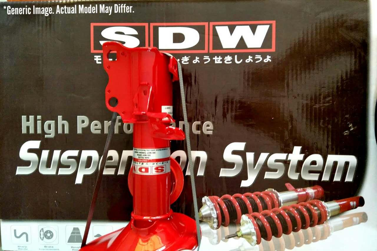 SDW HEAVY DUTY SHOCK ABSORBER PROTON PREVE (FRONT)(2 PCS)