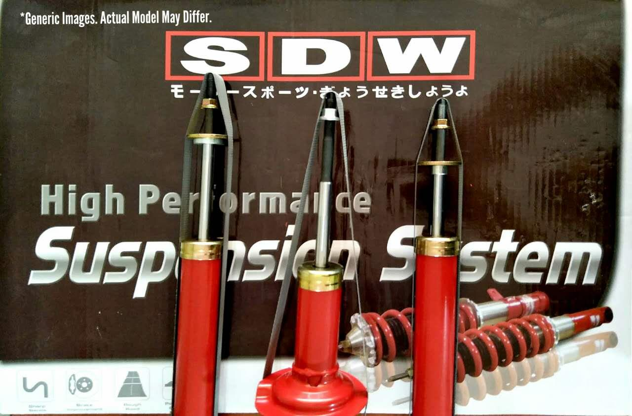 SDW HEAVY DUTY SHOCK ABSORBER PROTON PREVE (REAR)(2 PCS)
