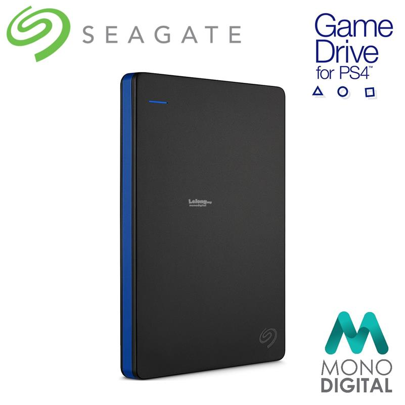 Seagate 2TB Game Drive for PS4 (STGD2000400) GameDrive Expansion