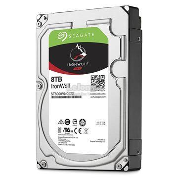 "SEAGATE 3.5"" IRONWOLF 8TB SATA 6GB/S 7200RPM ST8000VN0022"