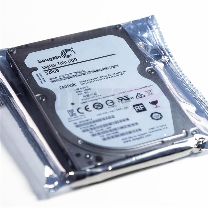 "NEW Seagate 320 GB 2.5"" Internal Thin Laptop Hard Drive SATA"