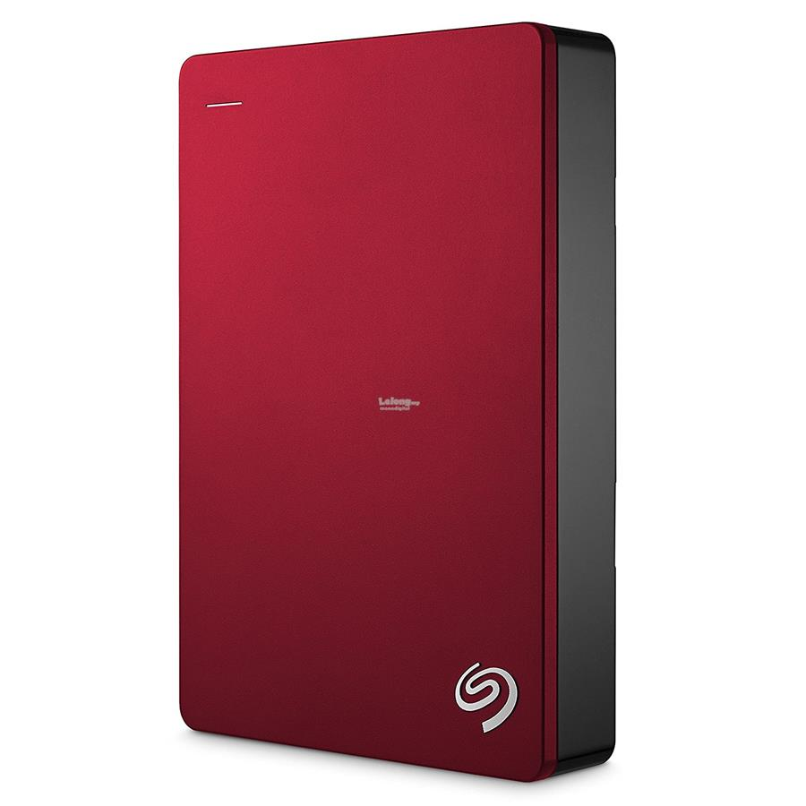 Seagate 4TB Backup Plus Slim Portable Drive External Hard Disk Drive