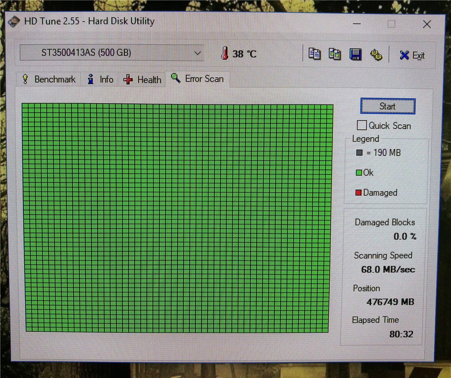 Seagate Barracuda Hard Disk 500gb Sa End 9 12 2019 415 Pm Hardisk Internal Pc Sata 35 Inch