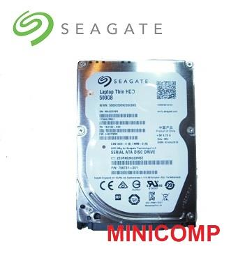 Seagate HDD 500GB 25 Notebook ST500LM030 Harddisk Hard Disk Drive