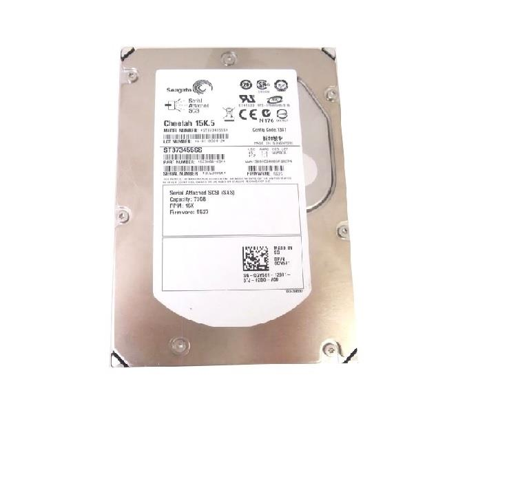 Seagate Internal 15000 RPM Rotation Speed 146 GB Storage Capacity Hard