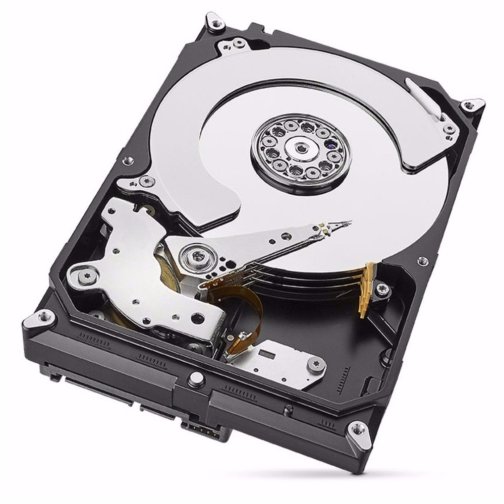 Seagate Ironwolf 3TB NAS Hard Drive 3.5' SATA 64MB (ST3000VN007) Inte