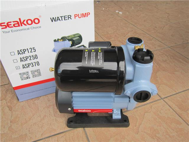 Seakoo 370W Automatic Self-Priming Peripheral Water Pumps
