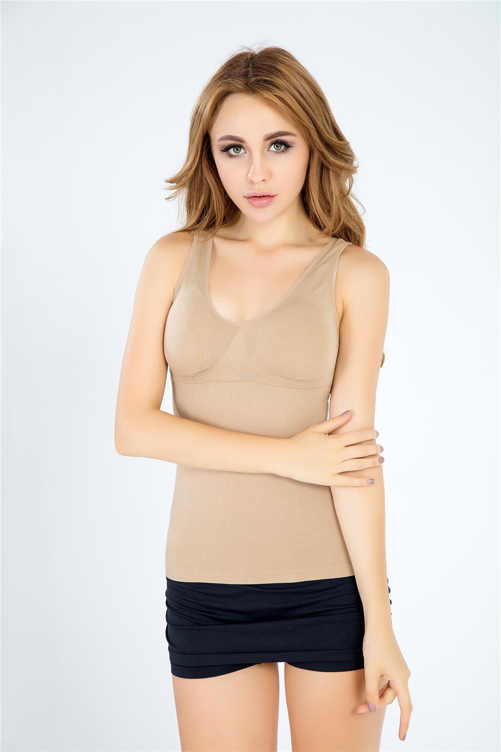 Seamless Padded Cami Shaper Tank To End 10202020 513 Am-5640