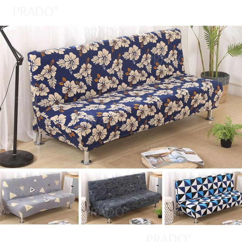 Seater Sofa Bed Slipcover Stretch Protector Soft Cover Elastic Ed