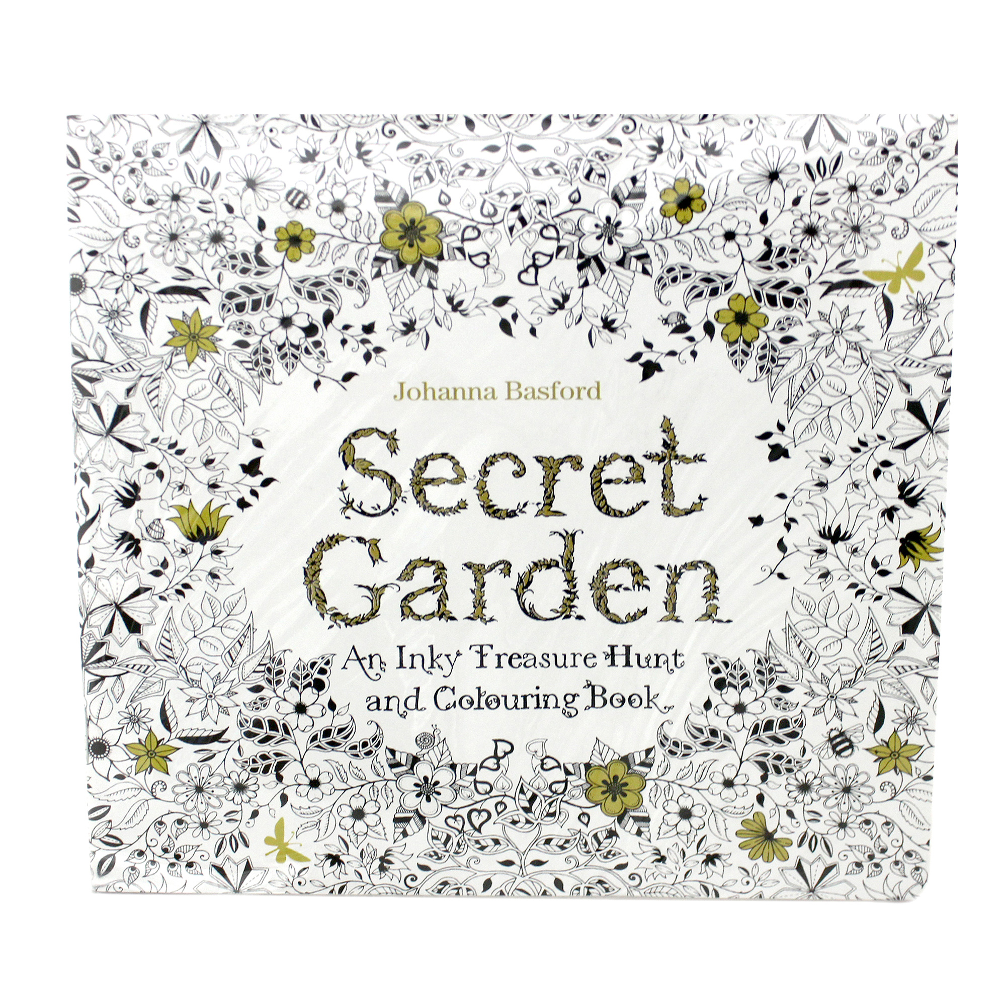 Secret Garden - An Inky Treasure Hu (end 3/30/2020 12:49 PM)