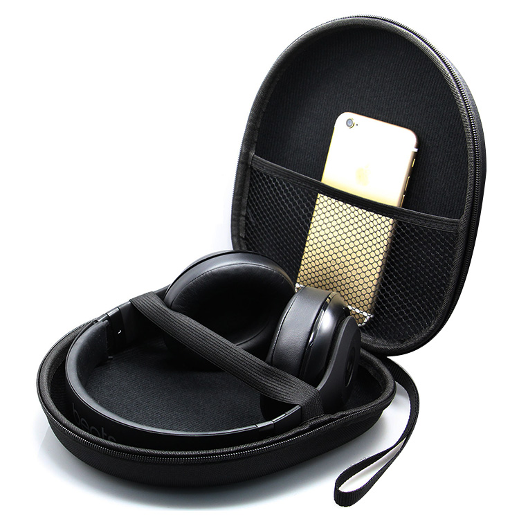 Seed Headphone Storage Bag Carrying Pouch Hard Case Hold For Headset Earbuds