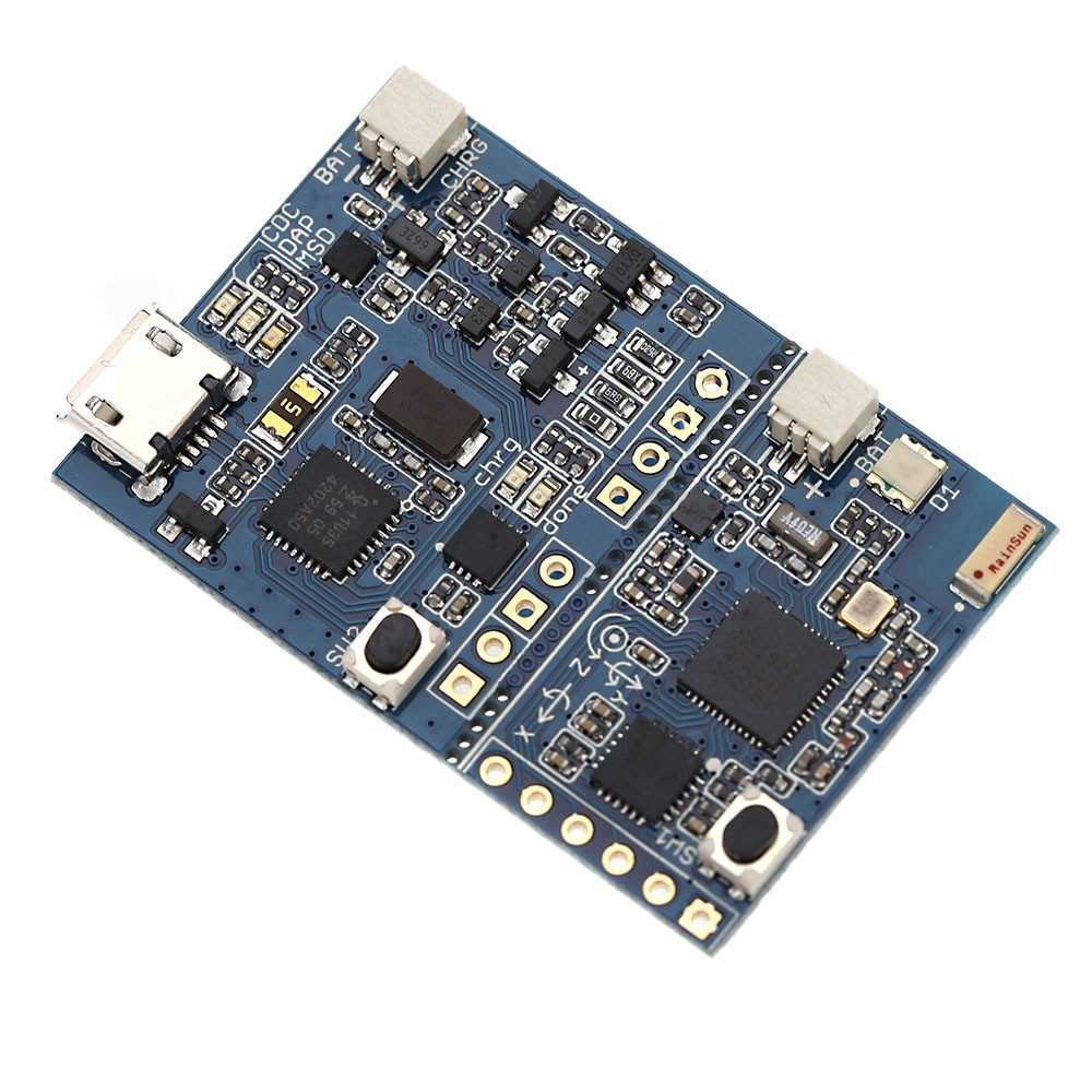 Seeed Tiny BLE - BLE + 6DOF Mbed Platform Bluetooth Development Board