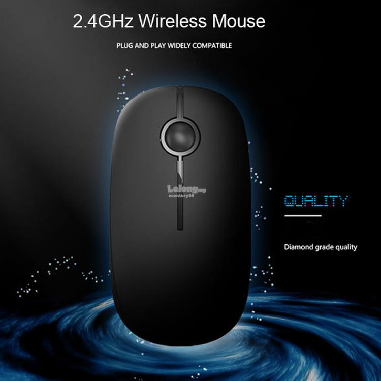 SEENDA 2.4GHZ Wireless Silent Mouse S-006