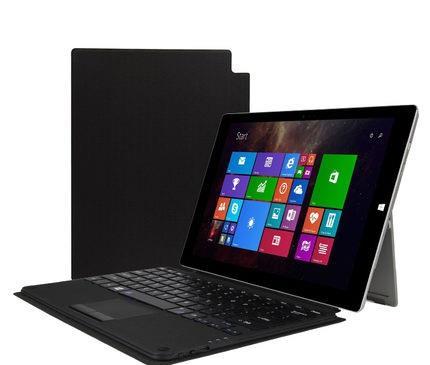 Seenda Microsoft Surface Pro 3 Bluetooth Keyboard Case Cover + Gift