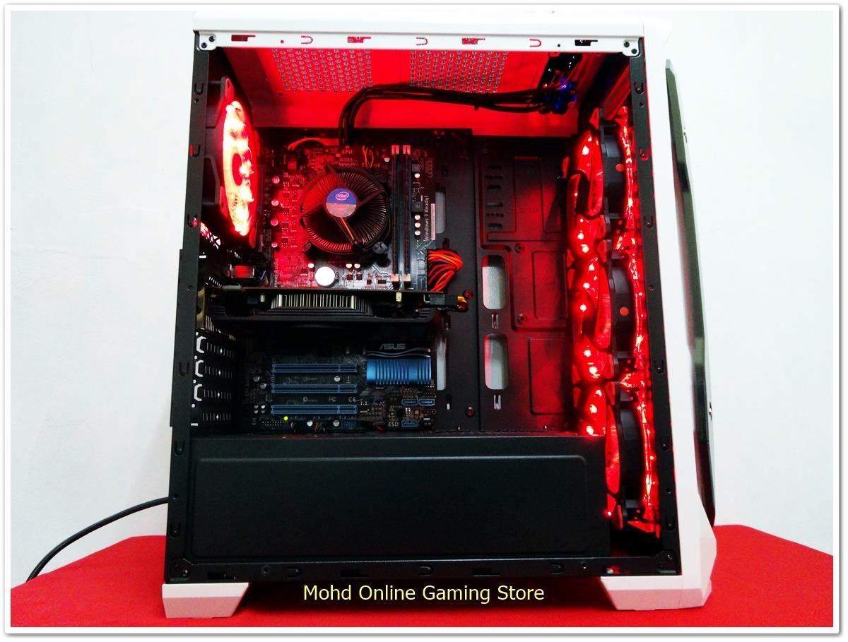 Segotep Halo Red With I5 2300 Gamin End 11 3 2018 1115 Am Pc Gaming