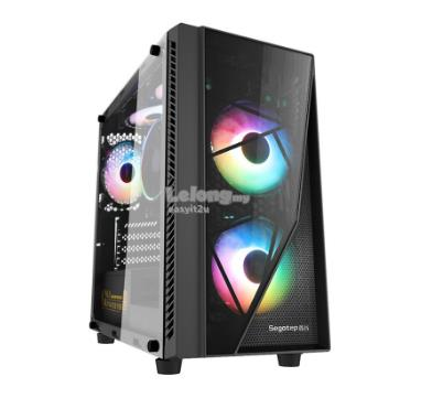 SEGOTEP PRIME L M-ATX TG CHASSIS