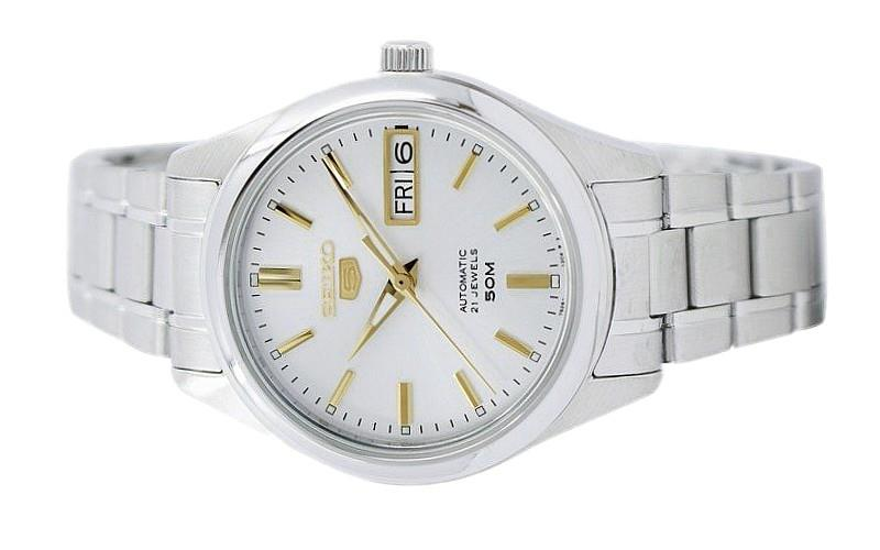 Seiko 5 Ladies Automatic Day Date St End 2 24 2022 3 15 Pm
