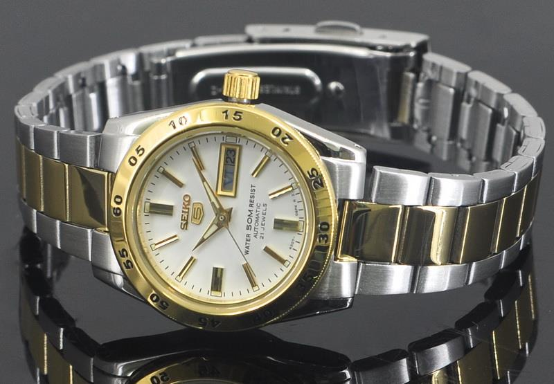 c59f997a0 SEIKO 5 Ladies Automatic Watch SYMG4 (end 8/15/2020 4:15 PM)