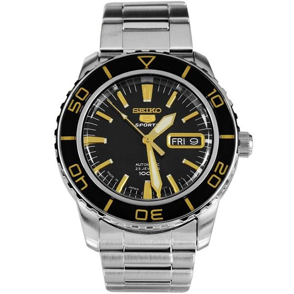 SEIKO 5 Sports Automatic Diver Japan Made SNZH57J1 SNZH57 Men Watch