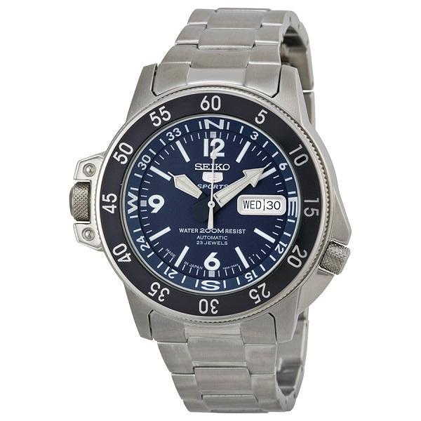 2b11ca478 SEIKO 5 Sports Automatic Japan Made SKZ209J1 SKZ209 Mens Watch. ‹ ›