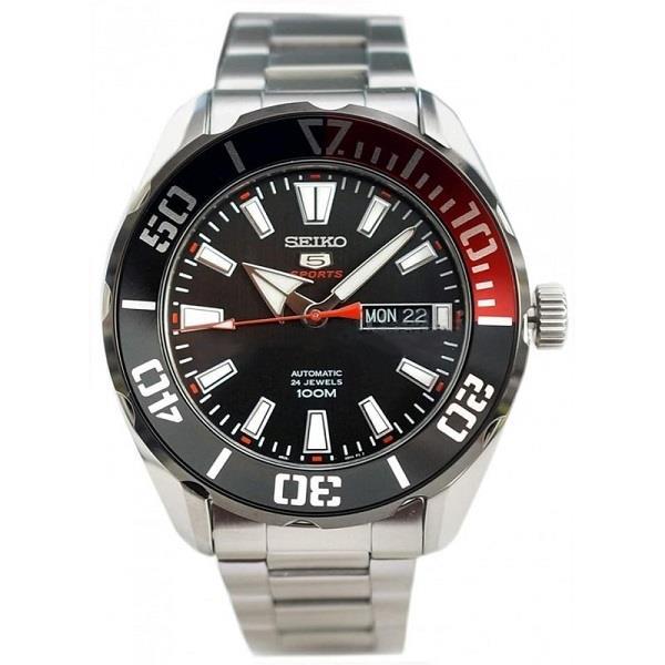 Seiko 5 Sports Automatic Srpc57 Srpc57k1 Men Watch