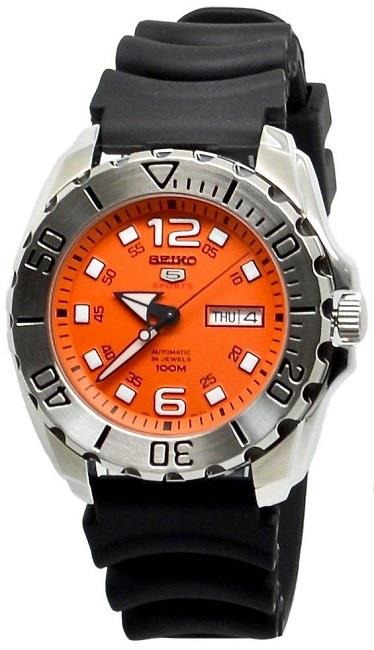 SEIKO 5 Sports BABY MONSTER Automat (end 9/24/2021 12:15 PM)
