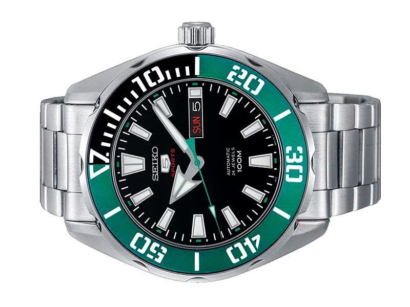 Seiko 5 Sports Men Automatic Watch Srpc53k1