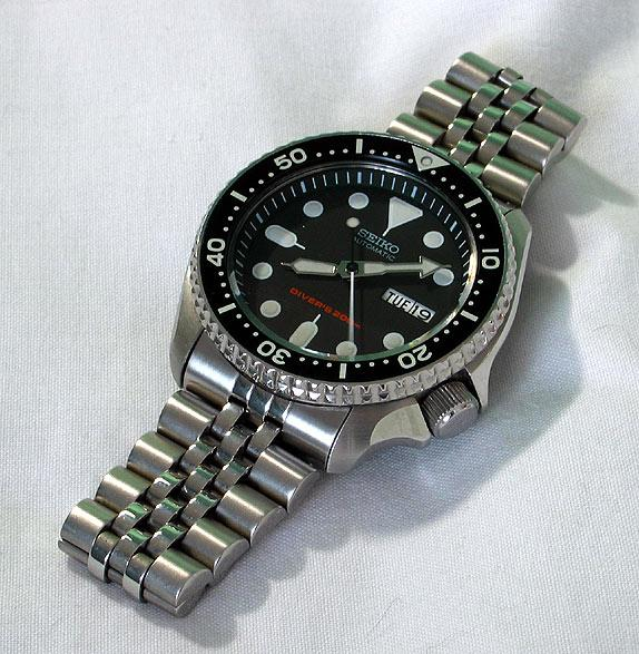 Seiko Automatic 200m Divers Watch Sk End 5 26 2017 5 15 Pm
