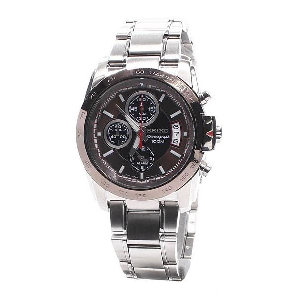 SEIKO Chronograph Quartz SNAA75P1 SNAA75 Men Watch